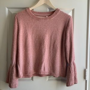 Soft Rose Eliza Top